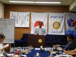 セミナー報告 クラブ研修リーダーセミナーについて、9/13(水)R情報研修会について