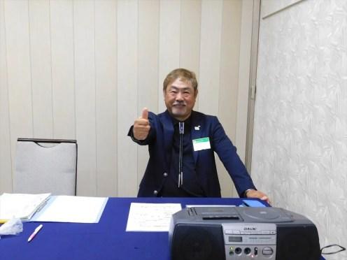 本日司会 浅田会員