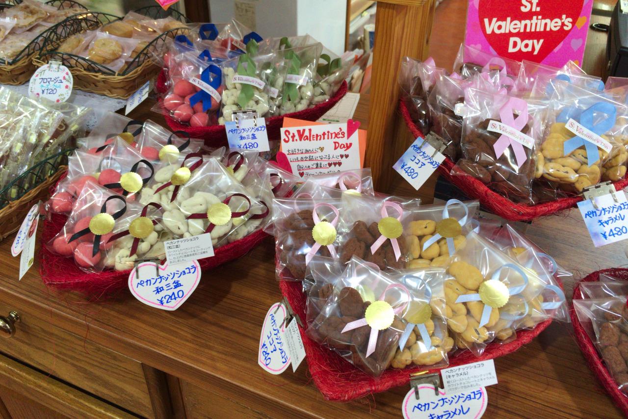 四街道ケーキ屋ティーンカーベルにもバレンタインギフトが登場!チョコやマシュマロなど気軽に渡せるスイーツがたくさん!