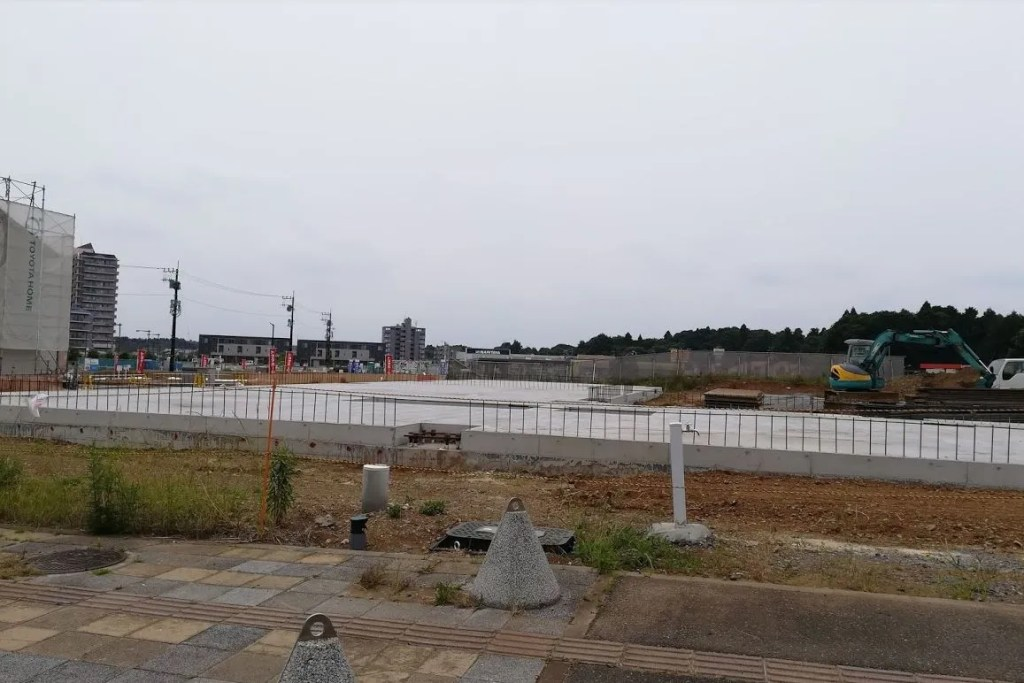 東横イン、千葉ニューにできる予定だったのに、02。