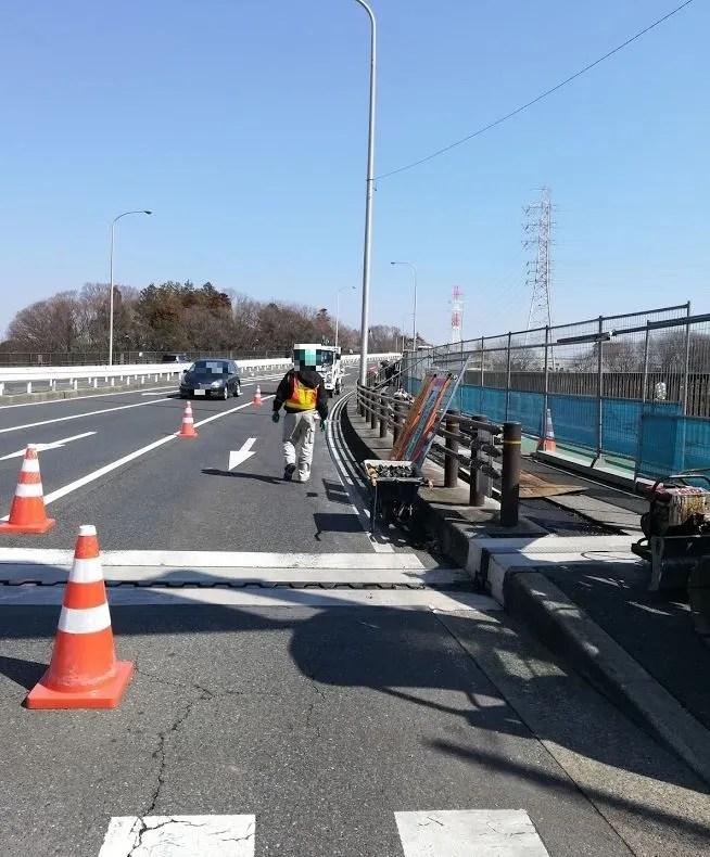 2019ニュータウン大橋の改修03。