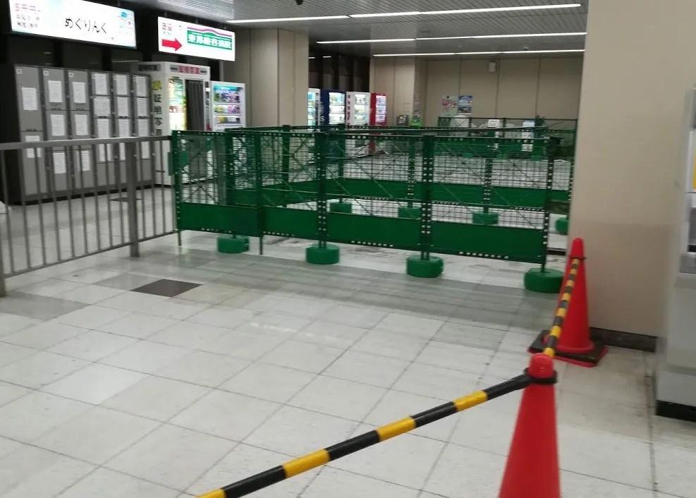 新しくなった新鎌ヶ谷駅04。
