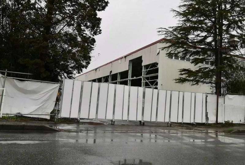 木下のデキシー工場跡地の様子、202003_03