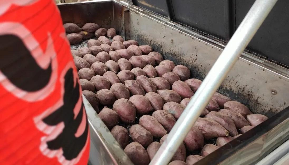 2020年も「五郎の石焼き芋」の季節がやってきました~!02