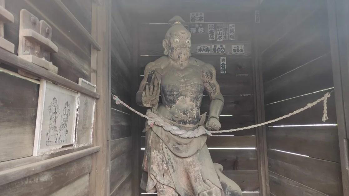 「浦部仁王尊観音寺」へ行ってみました。04