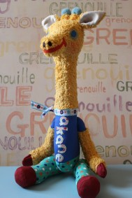 Ao la giraffe