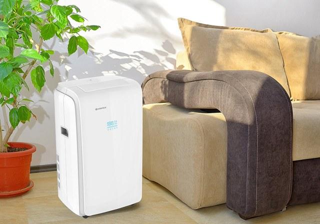 aparat de aer conditionat portabil vortex solutie buna de compromis