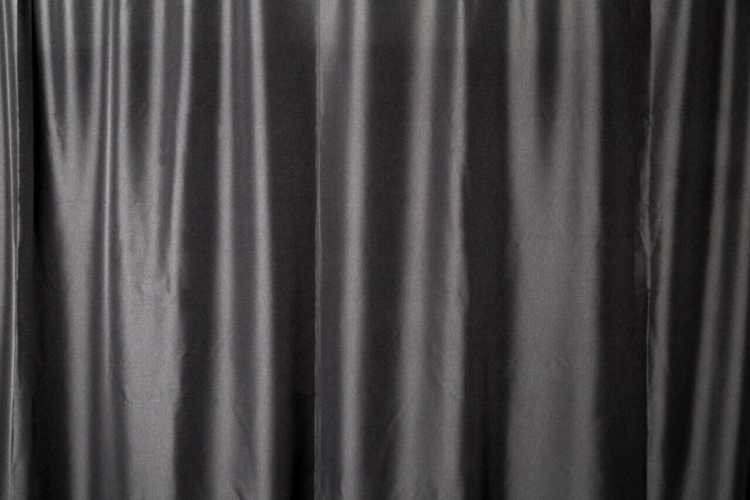 Backdrop - Plain Black 1