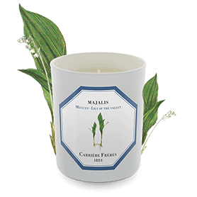 Carriage Freres Scented Candles