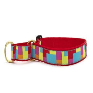 CHEVRON MARTINGALE COLLAR