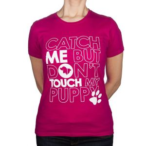 CATCH ME T-SHIRT FUXIA