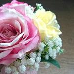 100均の造花でアレンジメントに初挑戦!全部ダイソーで揃えたよ