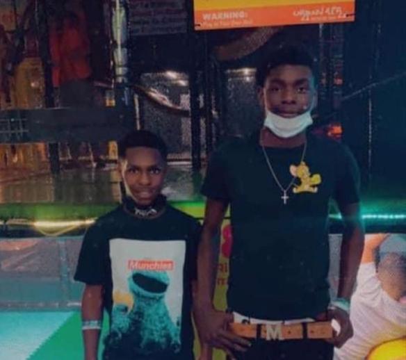 Omarion And Jemerrio Walker