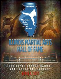 Hall of Fame program cover