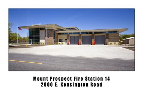 Mount Prospect Fire Station 14
