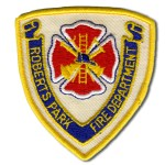 Roberts Park Fire Protection District patch