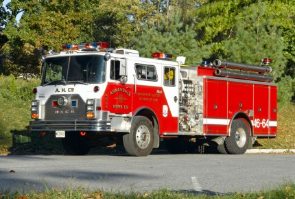 Annandale, NJ Mack CF engine