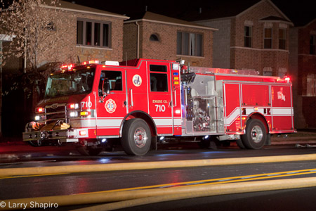 Bedford Park Pierce Impel pumper