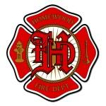 Homewood Fire Department decal