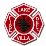 Lake Villa Fire Department patch