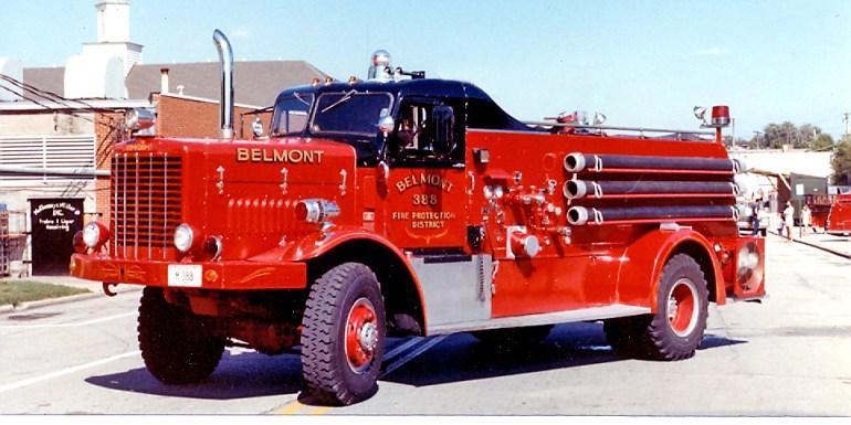 Belmont Fire District Oshkosh Howe
