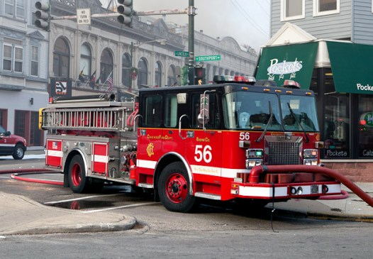 Chicago Fire Department Engine 56