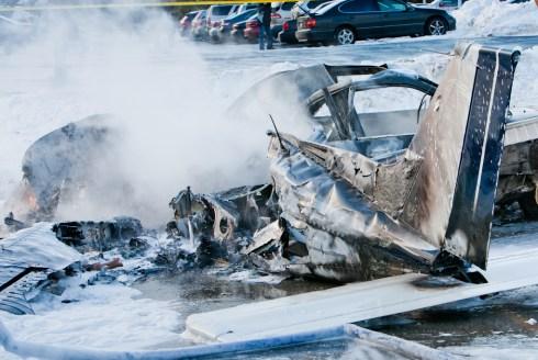 Wheeling IL fatal plane crash December 22, 2010
