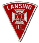Lansing Fire Department patch