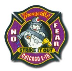 Chicago Fire Department Engine 16 patch