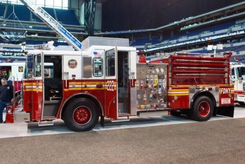 FDIC 2011 Seagrave FDNY
