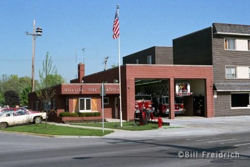 Hillside Fire Station