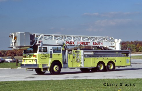 Park Forest South Fire Department