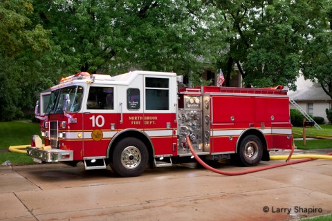 glenview fire department