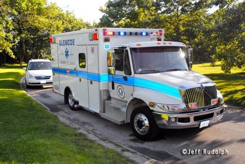 Glencoe Fire Department Ambulance 30