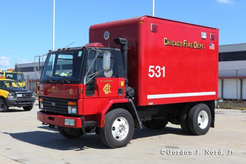 Chicago Fire Department 5-3-1