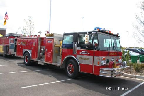 Firefighter Combat Challenge Tinley Park IL Division 24 Haz Mat