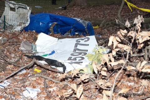 plane crash in Riverwoods IL Piper Navajo