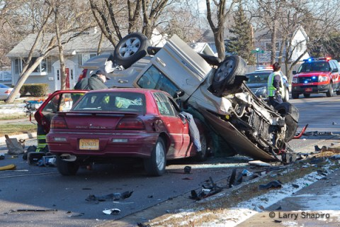 Car Accidents In Glenview