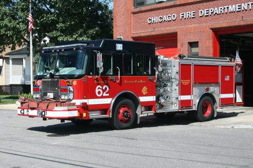 Chicago Fire Department Engine 62