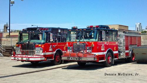 Chicago Fire Department Quinn Fire Academy