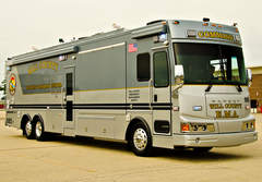 Will County Emergency Mamagement Agency Command Post