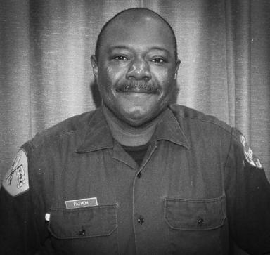 CFD Firefighter Walter Patmon, Jr.
