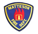 Matteson Fire Department patch