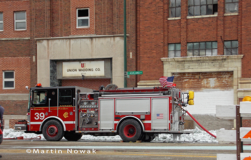 Chicago Engine 39