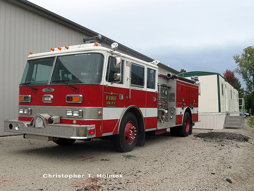 Fox River & Countryside FPD reserve engine