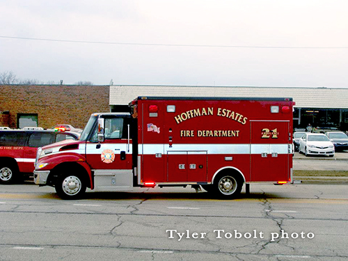 Hoffman Estates Car Accident