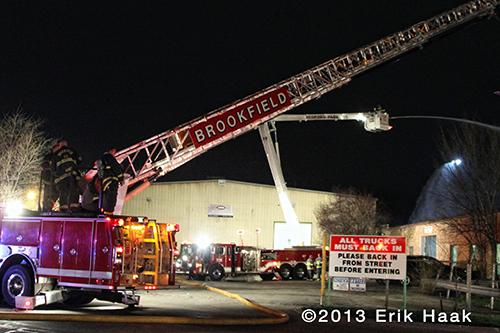 Brookfield FD Truck 419