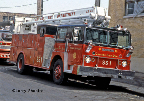 Chicago FD SS1