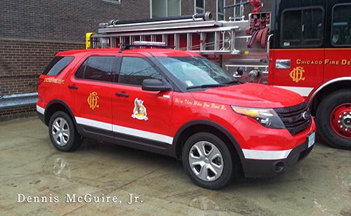 Chicago Fire Department Robert J. Quinn Fire Academy