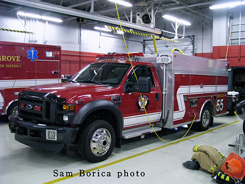 Long Grove Fire Protection District